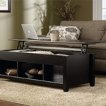 Sauder 414856 Edge Water Lift Top Coffee Table Reviews #Black Friday Deals