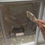 She Is Literally Painting Cornstarch On Her Window But The Result Is Gorgeous! - Page 2 of 2 - Wise DIY