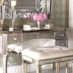 Silver Vanity Table Epic On Small Home Remodel Ideas with Silver Vanity Table Ho...