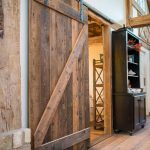 Sliding barn style wooden doors – 42 ideas - Site Today
