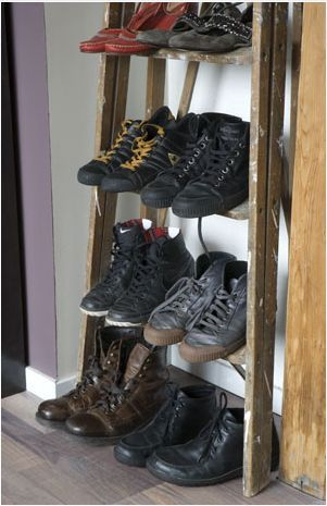 Smart Solutions for Storing Shoes