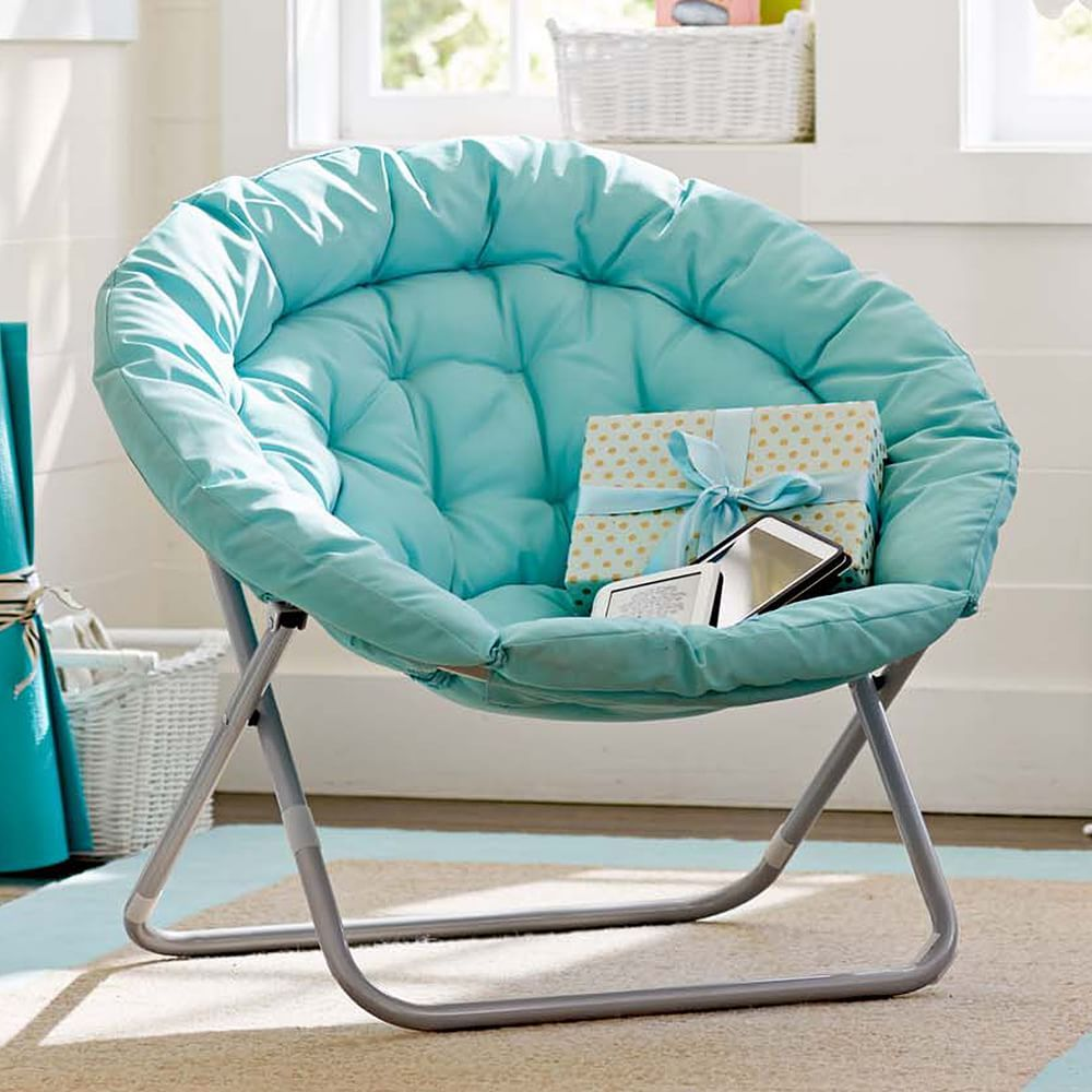 Solid Pool Hang-A-Round Chair