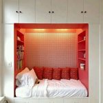 Sophisticated storage ideas in the bedroom