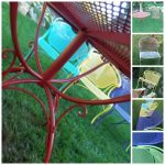 Spray Painting Wrought Iron Furniture | Today's Mama