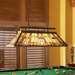 St. Charles Pool Table Light