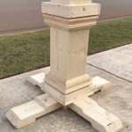 Step by step how to guide to build this DIY - Shanty 2 Chic - Pedestal Dining Ta...