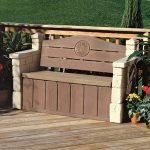 Step2 Outdoor Storage Bench with Seating for Two and Extra Storage - Walmart.com