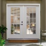 Steves & Sons 60 in. x 80 in. Retrofit Prehung Left-Hand Inswing Primed White Steel Patio Door-STPFL_PR_60_4ILH - The Home Depot
