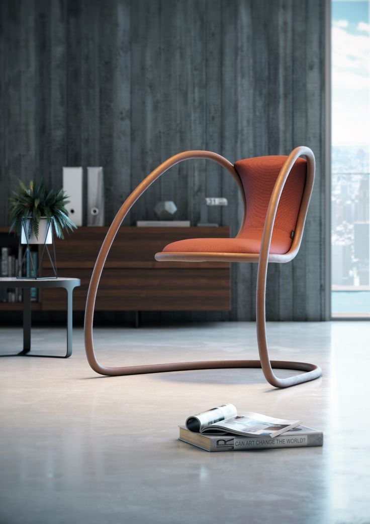 TIMELESS | Cantilever chair Timeless Collection By… – #Cantilever #Chair #Coll…