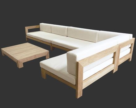 The Coast chunky sectional is sleek and modular. Its versatility allows you to r…,  #chunky…