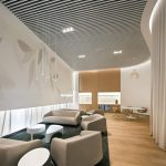 The New Air France Business Lounge Design Inspired by Nature