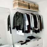 These 17 Photos of Open Closets Will Make You Want... - #apartment #Closets #ope...