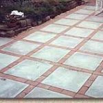 Thinking about making concrete pavers - a few questions