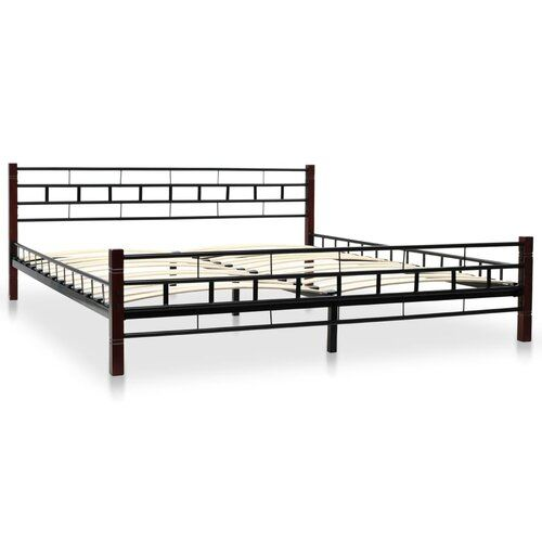 Three Posts Melanson Platfrom Bed | Wayfair.co.uk