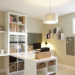 Traditional Home Office Craft Room Design, Pictures, Remodel, Decor and Ideas - page 7. Ikea ...