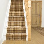 Union Rustic Abrams Tufted Gold Stair Runner | Wayfair.co.uk