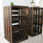 WOOT! Just got these for our bedroom. Wood Crate Handmade Table Furniture Nights...