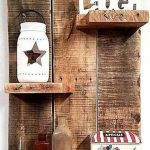 Want to know more about Pallet DIY #pallet #palletwoodprojects #Schlafzimmer hol...