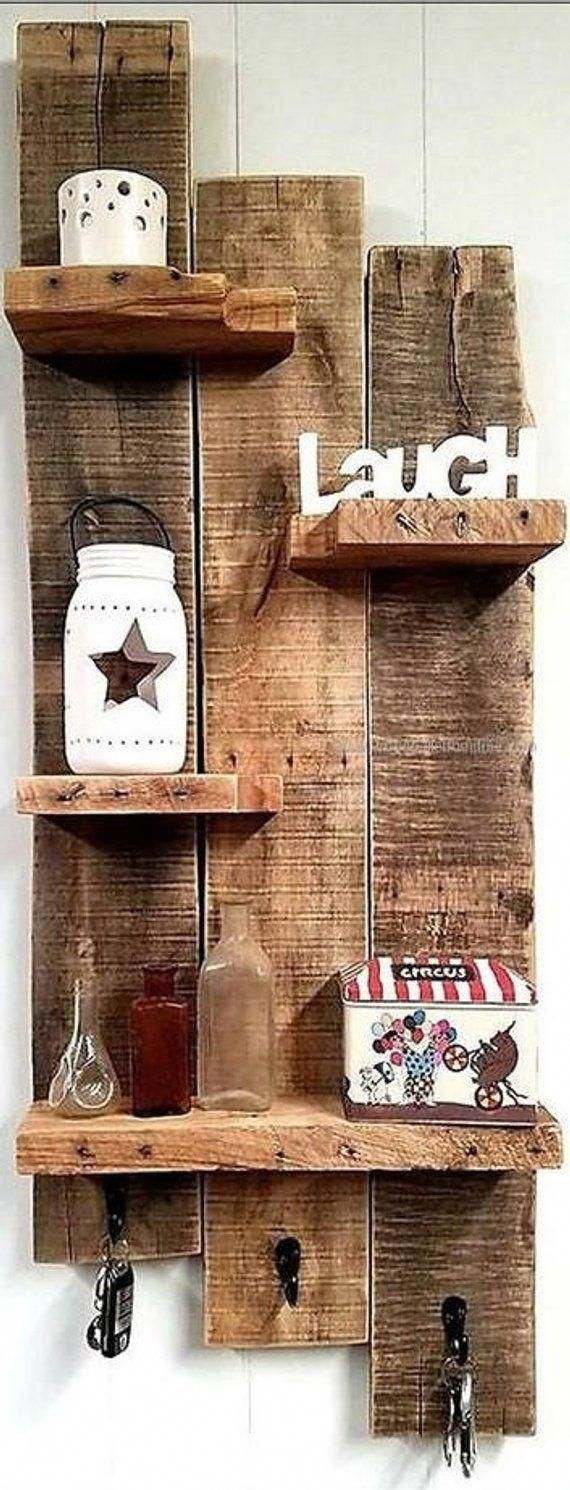 Want to know more about Pallet DIY #pallet #palletwoodprojects #Schlafzimmer hol…