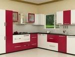 Weitere Ideen unten: #KitchenRemodel #KitchenIdeas Indian Modular Kitchen Ideas ...