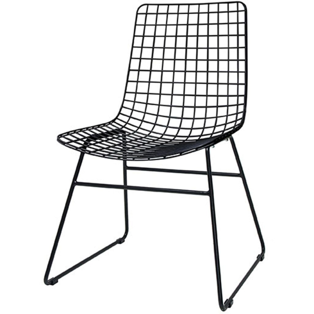 Wire Chair HK living – WOO .Design