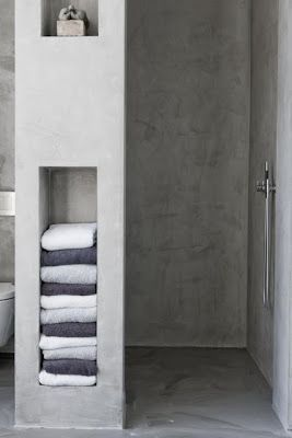 Your small bathroom would look more confined if you apply grey hues in every inc…