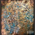 [d]A fun project to dress your walls with the amazing Mandala..[/d] [d]I asked m... - Home Design