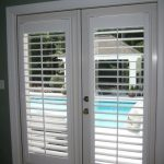 plantation shutters on french doors - Google Search - My Blog